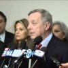 CRISIS IN UKRAINE-U.S. Senator Dick Durbin holds press conference